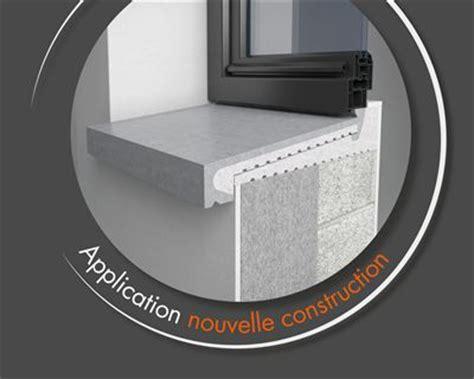 nmc pr 233 sente domostyl duotherm appui de fen 234 tre et seuil de porte en beton avec isolation