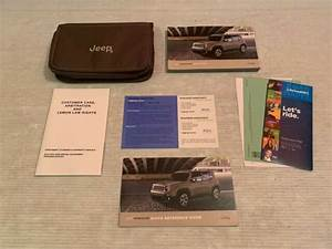 2017 Jeep Renegade Owners Manual User Guide Book Set With