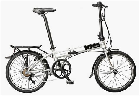 Exercise Bike Zone Dahon Mariner D7 Folding Bike, Review