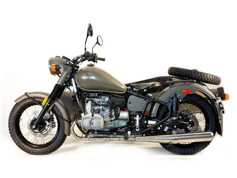 Ural M70 Image by 2014 Ural M70 Review Top Speed