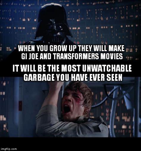Gi Joe Meme - star wars no meme imgflip