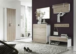 meuble d39entree 55 idees venant des marques de renom With porte d entrée alu avec meuble de salle de bain design blanc