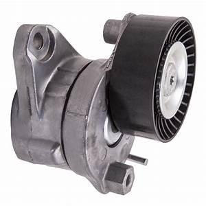 For Mercedes Benz Engine Drive Belt Tensioner Idler Pulley