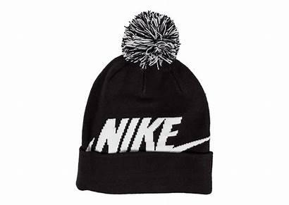 Bonnet Nike Noir Pom Homme Echarpe Enfant