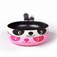 panda frying pan Panda Animal face Porcelain Mug cup- | Animal faces, Panda and Icecream