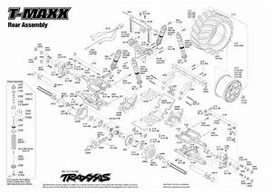 Exploded View  T-maxx Classic