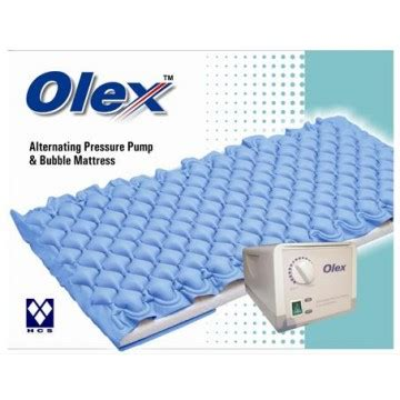 olex air bed bubble mattress bed sore prevention buy