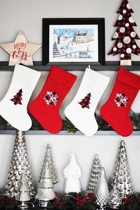 diy christmas mantle decor  traditional mantle ideas