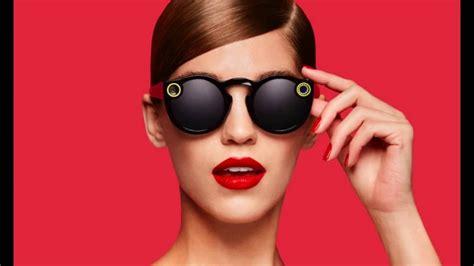 Spectacleslas gafas de sol de Snapchat para grabar videos