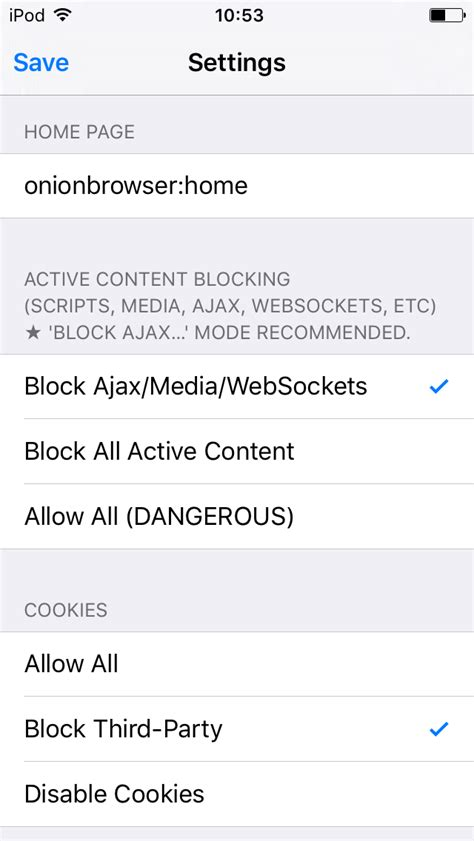 The Official Tor Browser For Ios Is Free To Use