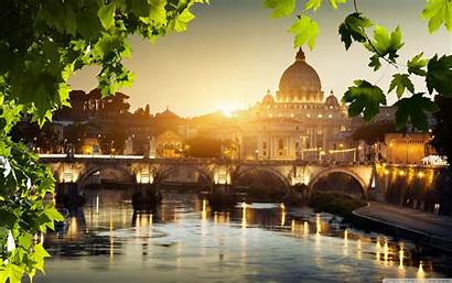 Europe 4k Background Wide Wallpapers Roma