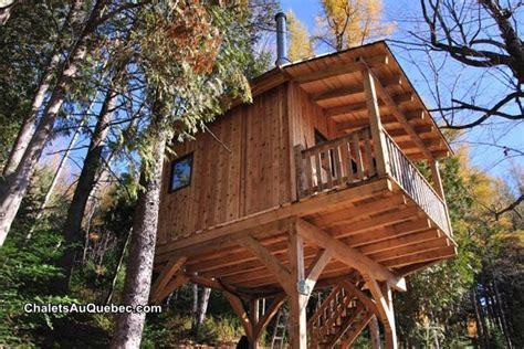 les cabanes dans les arbres chalet 224 louer wentworth nord or 12298 chaletsauquebec
