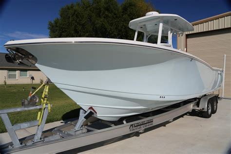 Tidewater Boat House by Tidewater Boats 280cc Boats For Sale