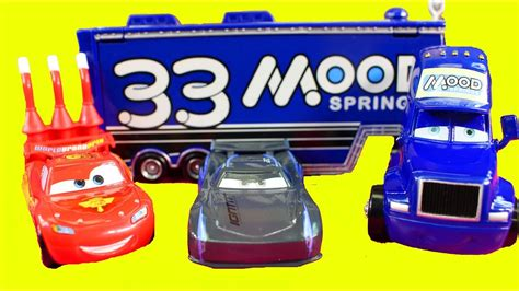 Disney Cars 3 Toy Review Collection Mini Adventures