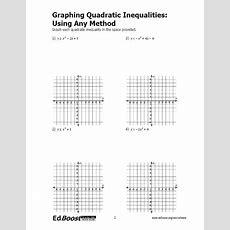 Algebra Edboost