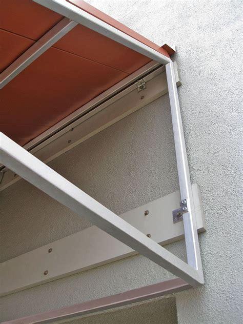 mansard window  door awning kanopi