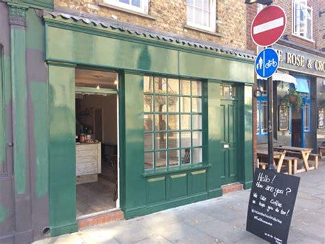 The Gentlemen Baristas Coffee House In Union Street Se1