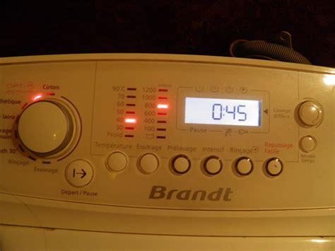 lave linge brandt malice aa lave linge r 233 parer lave linge brandt qui ne fonctionne plus commentreparer apprenez 224