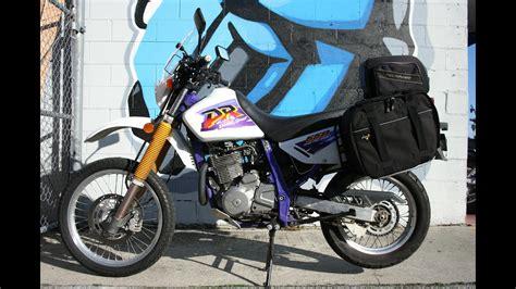 1996 Suzuki Dr650 Se Dual Sport Motorcycle For Sale