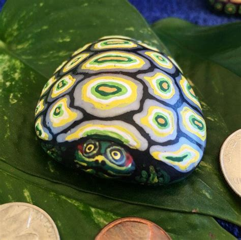197 Best Images About Aquatic Animals Painted On Rocks On
