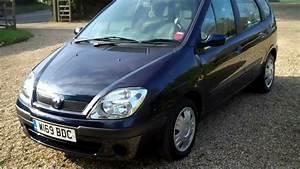 2000-W Renault Scenic Alize 1.6cc £1295 5dr MPV - YouTube