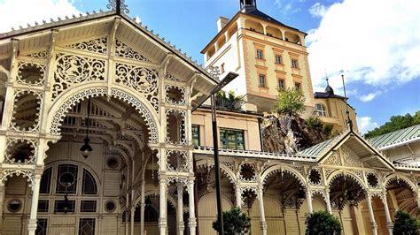 The Romantic Architecture Of The Czech Republic