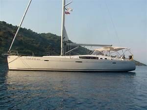Yacht For Sale Gt Sailing Boat Beneteau Oceanis 54 Natali