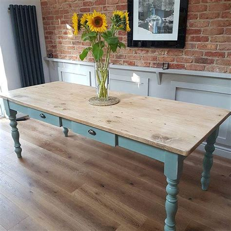 reclaimed farmhouse tables  kitchen tables chairs benches uk  country life furniture
