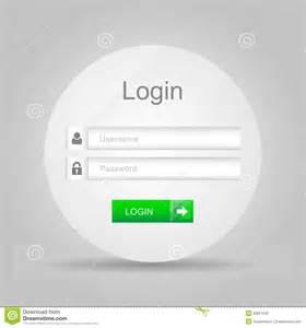 Login Username and Password