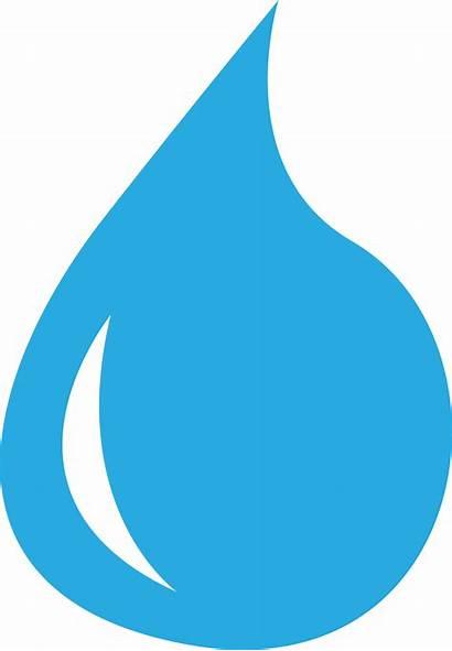 Water Drop Clipart Droplet Clip Splash Droplets