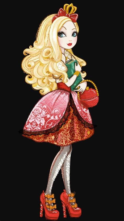 Ever After High Confusion [COMPLETED] - Apple White ...