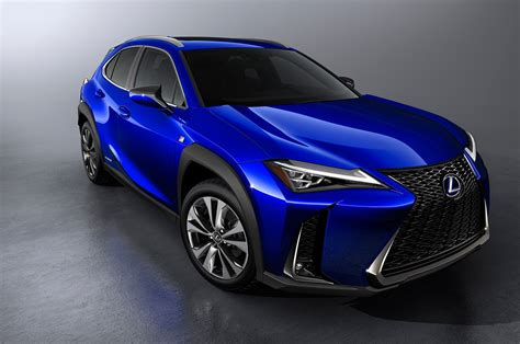 2019 Lexus Ux First Look  Motor Trend