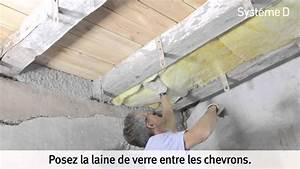 Realiser Un Plancher Bois : isoler un plancher bois youtube ~ Premium-room.com Idées de Décoration