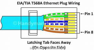 11 Most Rj45 Wiring Diagram 100mb Photos