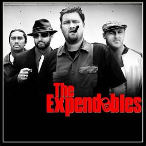 the expendables band