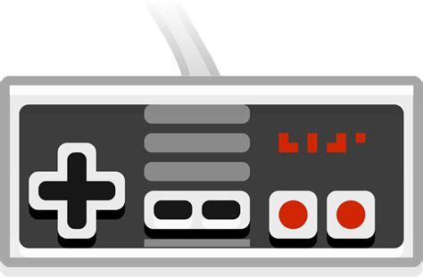 Nintendo Controller Vector Clipart