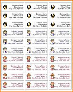 avery 5366 template microsoft word With letter size label sheets
