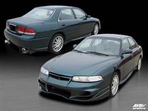 Mazda 626 Tuning Kit : bodykit for mazda 626 1993 1997 avb sports car ~ Jslefanu.com Haus und Dekorationen