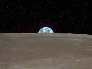 NASA Earthrise Photo Apollo 11