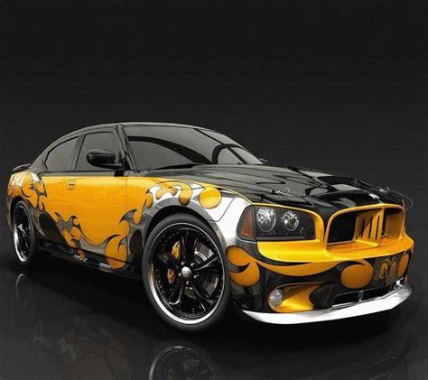 Car/ Steelers Colors/ Custom Paint Job
