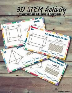 Marshmallow Shapes