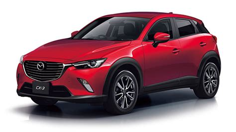 mazda japan models mazda mazda cx 3 wins thailand car of the year 2016
