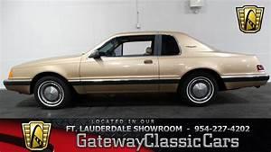 276 Ftl 1986 Ford Thunderbird