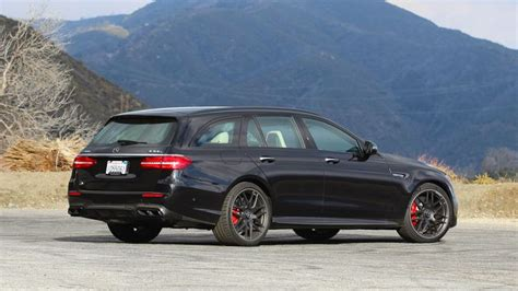 2018 Mercedes-amg E63 S Wagon Review