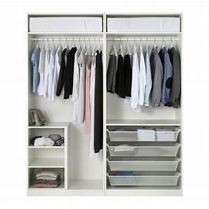 Begehbarer Kleiderschrank Ikea Pax : pax kleiderschrank wei bergsbo wei home pinterest haus interieu design ~ Orissabook.com Haus und Dekorationen