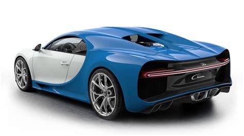 Bugatti Chiron Rear by Bugatti Chiron Breaking New Dimensions
