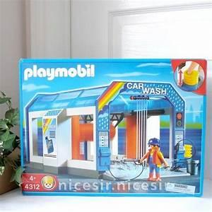 Set Online Shop : playmobil 4312 car wash station preschool play set toy discontinued rare shop at https www ~ Orissabook.com Haus und Dekorationen