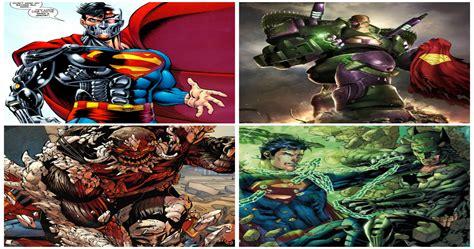 Top 10 Most Powerful Superman Villains