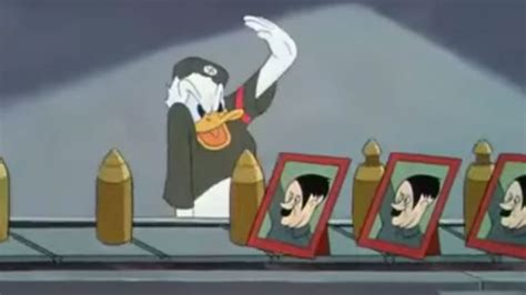 Banned Wwii Cartoon Disney Doesn't Want You To See