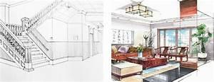 Interior Design Drawing Techniques | OnlineDesignTeacher